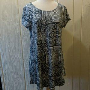 Reborn knit mini dress